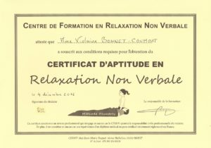 Relaxation non verbale